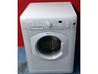 B624 WHite Hotpoint 9kg 1400Spin Washing Machine, Comes With Warranty & Can Be Delivered
