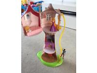Rupunzel Tower Playset