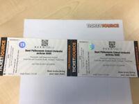 Philharmonic performs Bond 2 >< Tickets