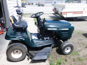 Need Your Lawn Tractor Hauled?
