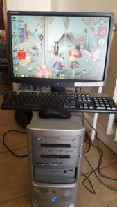 Tour complète 320gig 2gig 19po clavier win7 off2010  2coeur