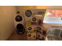Dolce Gusto Coffee Machine with pods
