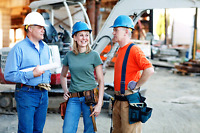 Female trade workers wanted