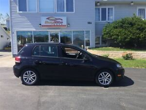 2011 Volkswagen Golf Highline
