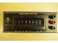 Time Electronics Model 1051 Decade Resistance Box