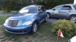 2007 Chrysler PT Cruiser Hatchback Low kms $2950
