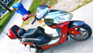 2007 Pertutti LX sport 150cc Safety included (trades welcome)
