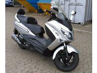 Maxi Scooter SYM GTS 125i EVO Bike Motorbike