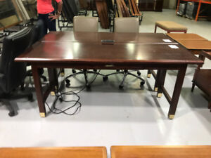 ON SALE NOW! SOLID WOOD DESK!