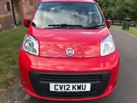 Fiat Qubo 12 reg Automatic and Diesel £30 Tax