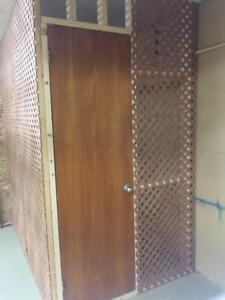 Petit entrepôt privé - Small storage space for rent