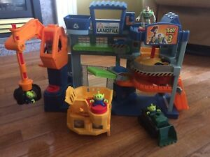 Fisher Price Imaginext Toy Story 3