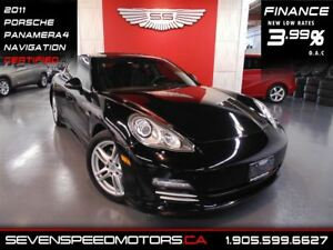 2011 Porsche Panamera 4 ACCIDENT FREE|SOLD!