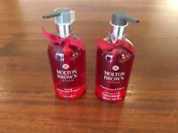 2 x Molton Brown Hand Wash