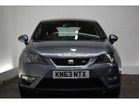 SEAT IBIZA 1.2 TSI FR 5d 104 BHP (grey) 2013