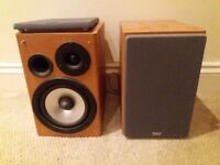 50w Hitachi Hifi Speakers