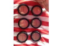 6 genuine mac blushes only £15 !
