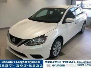 2016 Nissan Sentra S - FULL WARRANTY, NO ACCIDENTS