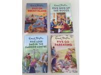 Enid Blyton style books
