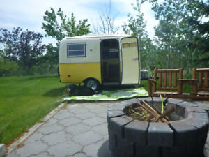 Go back in time in a Vintage Boler Rental this summer!