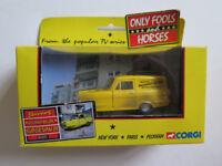 Only Fools & Horses Corgi Van