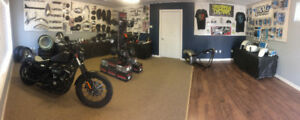 Chop Shop Industries Motorcycle Supply Co. - WE'VE GOT PARTS!!