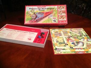 Thomas The Tank Engine Vintage board game
