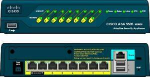 Cisco ASA 5505 Adaptive Security Appliance