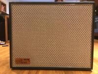 Cornell Plexi 2x12 Guitar cab w/Celestion Gold speakers
