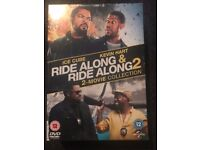 BRAND NEW Ride Along and Ride Along 2