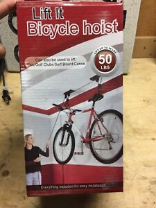 Bicycle Hoist - New in Box