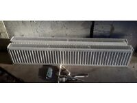 radiators for sale, ideal for a conservatory or under low window