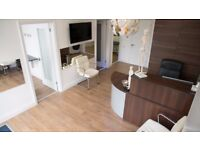 MODERN and NEW treatment rooms & office (Full D1 License) in a private clinic Hanwell W7