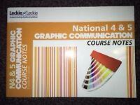 National 5 Graphic Communication Books