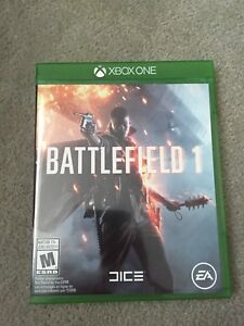 Battlefield 1 for the Xbox One