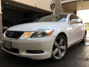 2007 Lexus GS 350 Sedan - LOADED