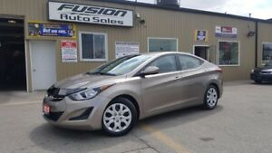 2015 Hyundai Elantra GL-NOT A RENTAL-LOW KM-HEATED SEATS