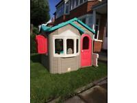 Step 2 Welcome Home Playhouse, Can Deliver, New RRP £600+