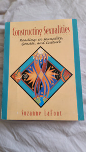 Constructing Sexualities (Suzanne LaFont)