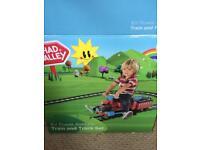 Childrens 6v ride on train