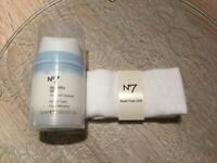 Boots no 7 beautiful skin hot cloth cleanser