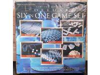 Elegant glass board game
