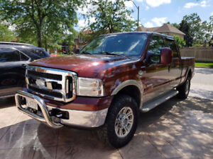 2007 Ford F-250 king ranch Pickup Truck