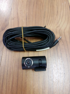 Thinkware rear camera BCA-200 and Hardwiring cable 22ft