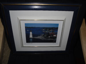 FOR SALE 2 PICTURES OF THOUSAND ILANDS