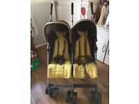 Mama's & Papa's Double Stroller