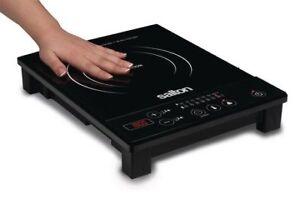 LIKE NEW SALTON Table de cuisson à induction portable Cooktop