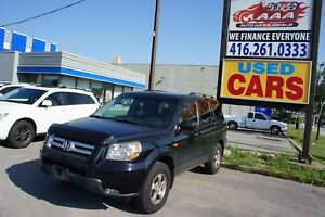 2008 Honda Pilot EX | POWER GROUP | DVD SYSTEM | SUNROOF | CLEAN