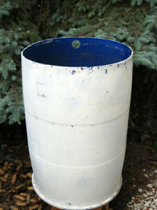 "22"" Rain barrel....Heavy Duty Plastic"