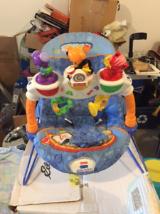 Fisher Price Infant Seat with vibrating feature - SALE PENDING